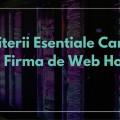 firma web hosting