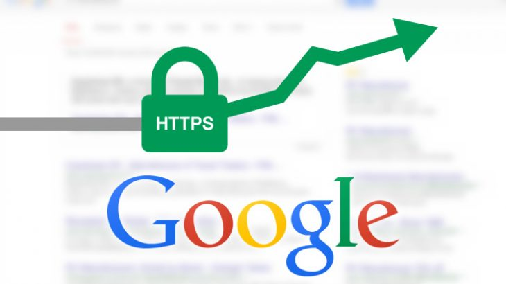 google switch to https